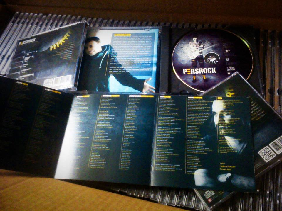 Persrock CD ALBUM