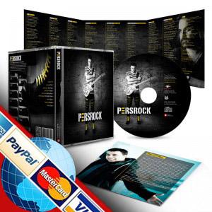 persrock cd album farzad alipur alipour