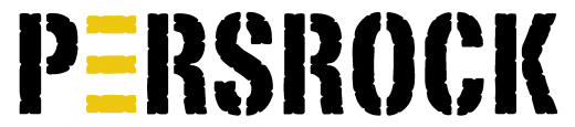 persrock logo black farzad alipur