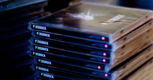 persrcok album CD farzad alipur
