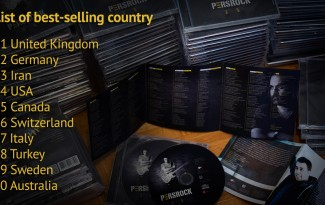 persrock cd selling country farzad alipur